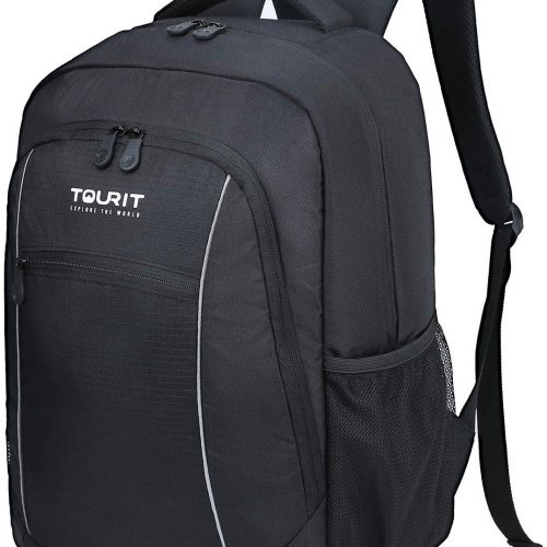comprar mochila TOURIT negra