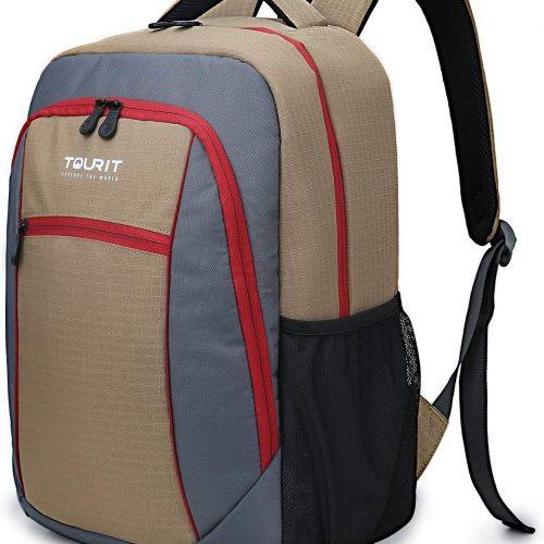 comprar mochila frigo TOURIT caqui