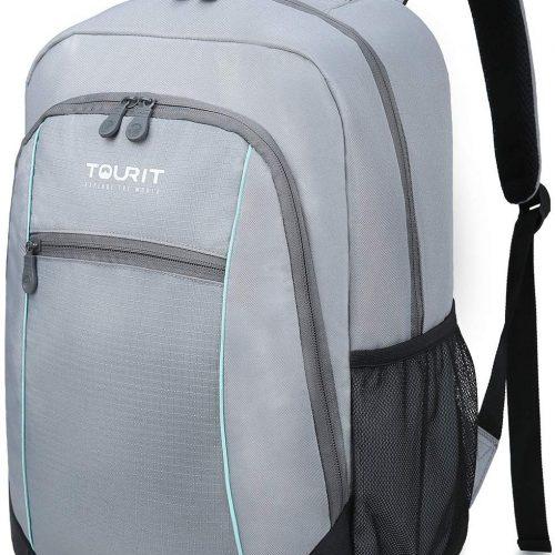 comprar mochila TOURIT gris